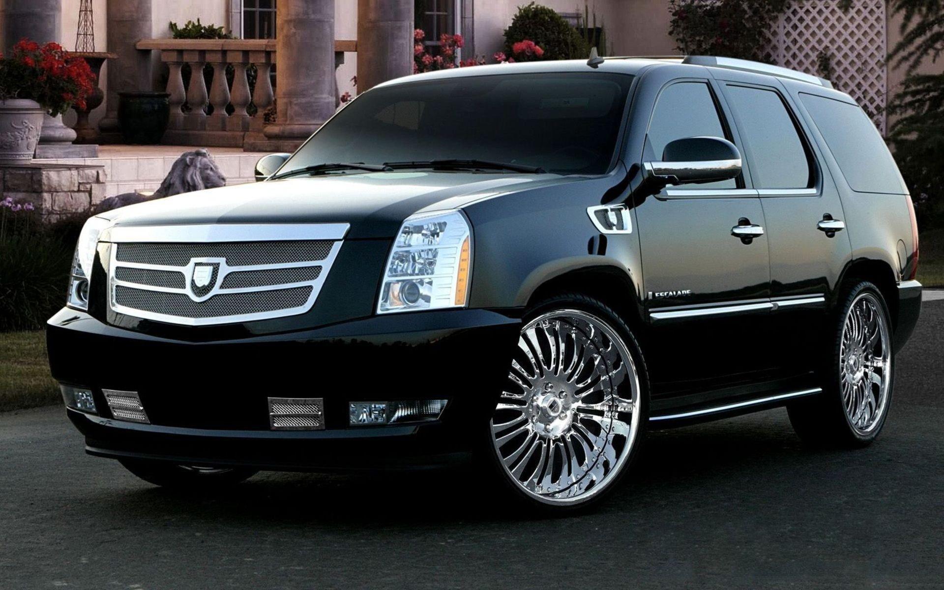 Cars Cadillac XLR-V SUV cadillac Escalade wallpaper ...