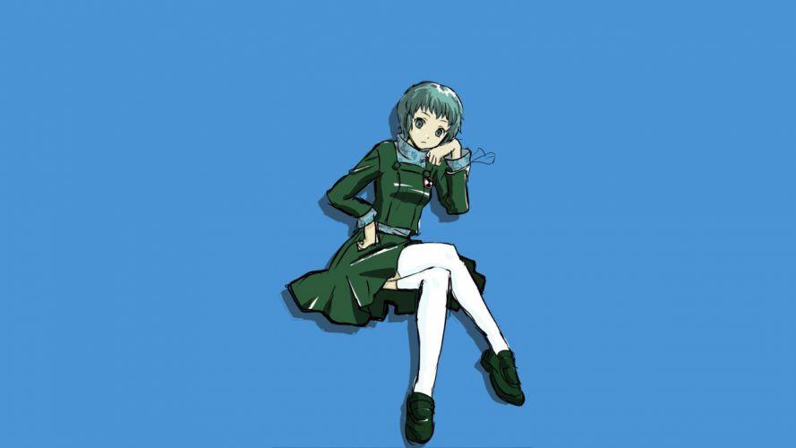 Persona series Persona 3 Yamagishi Fuuka Persona 3: FES Fuuka wallpaper