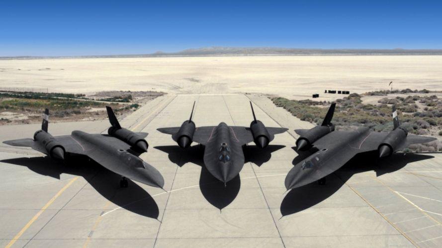 aircraft Blackbird wallpaper