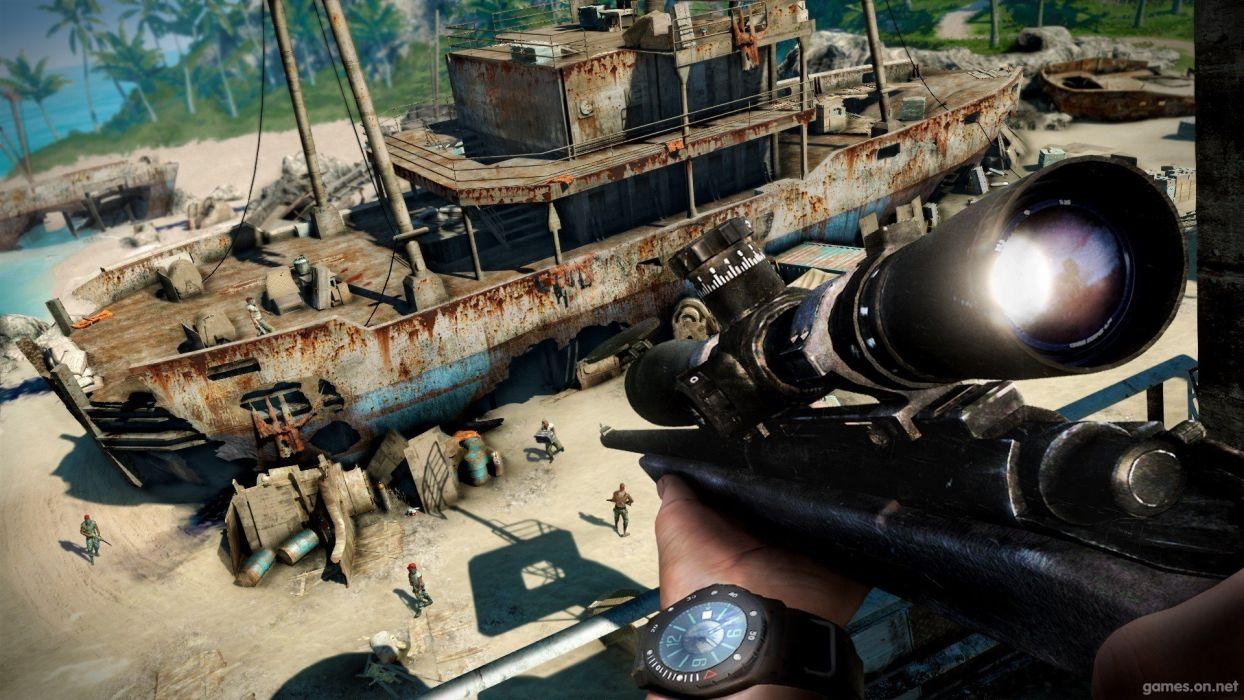 Far Cry 3 wallpaper