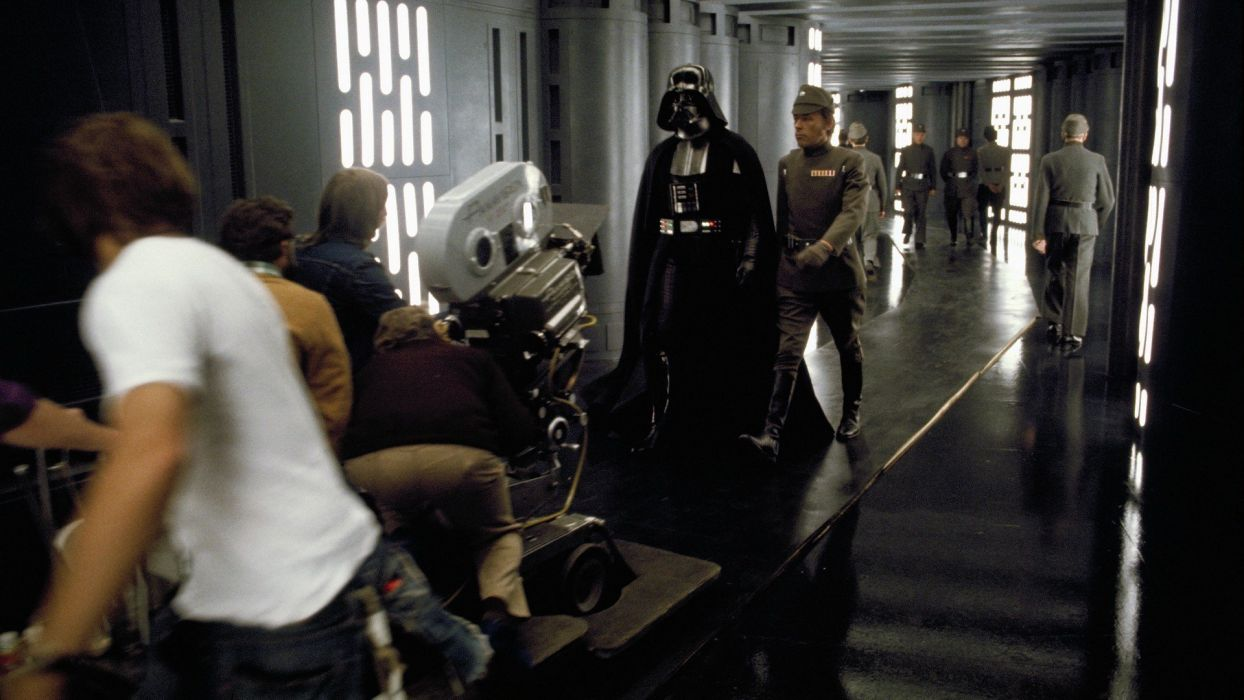 Star Wars Darth Vader Film Luke Skywalker Hollywood George Lucas
