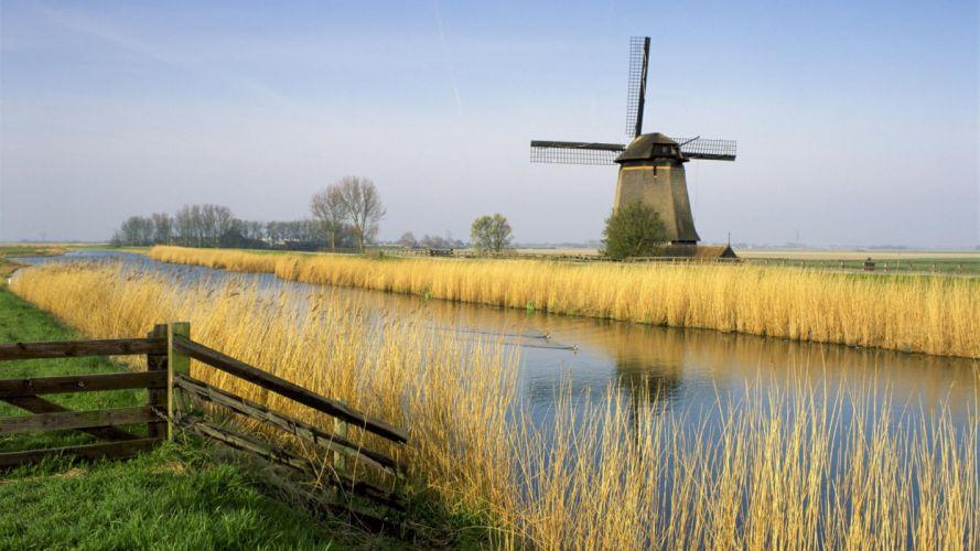 Holland wallpaper