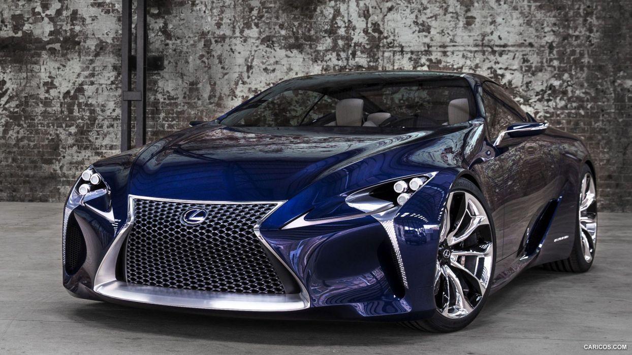 Lexus vehicles wallpaper