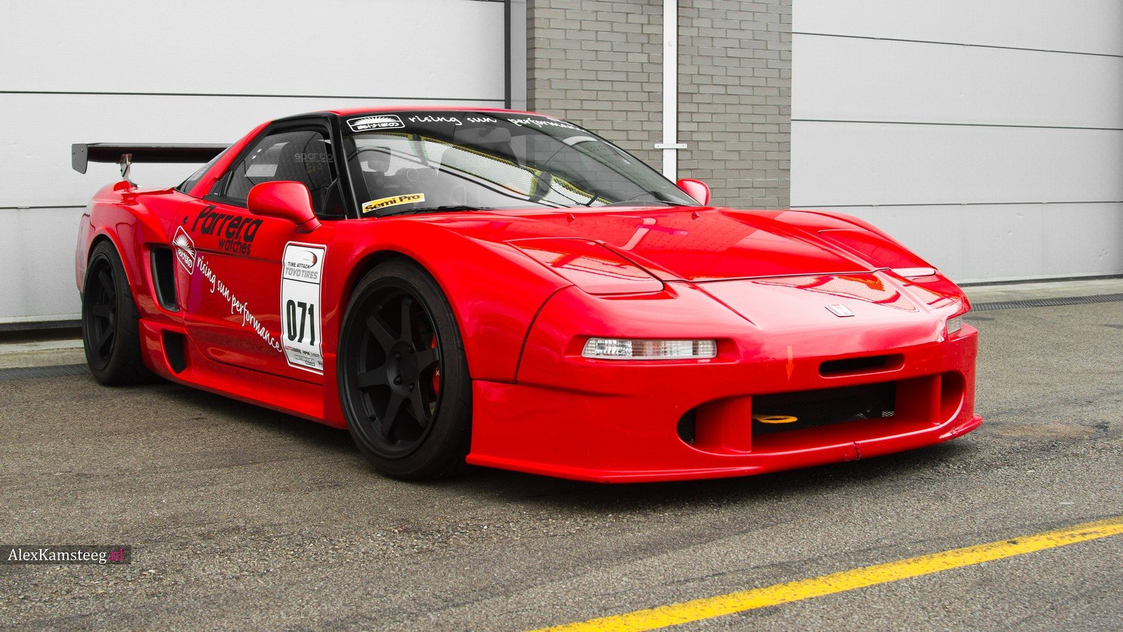 Cars Honda Nsx Tuning Drift Wallpaper 1600x900 333536