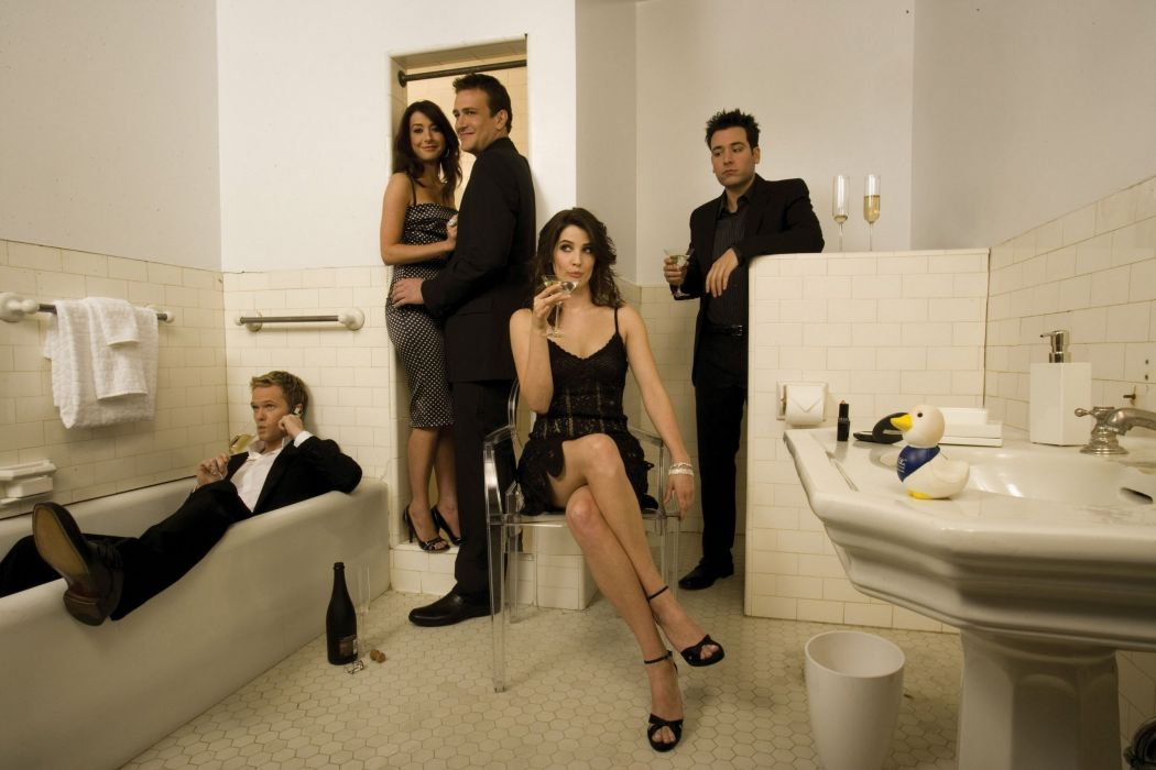 How-I-Met-Your-Mother comedy sitcom series television how met mother (16) wallpaper