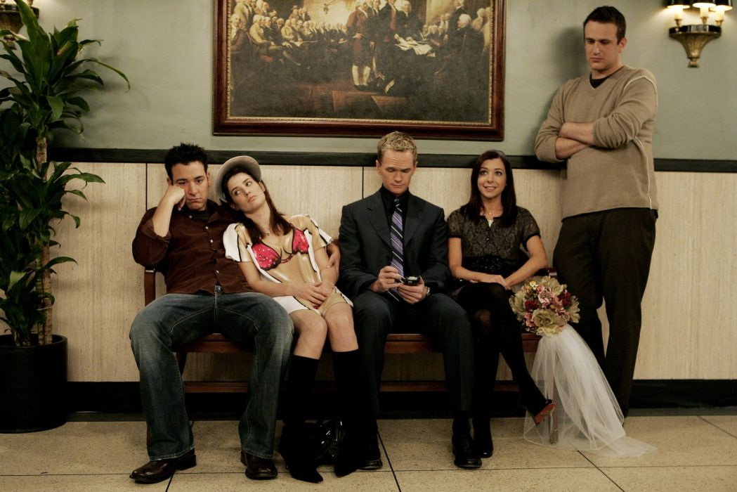 How-I-Met-Your-Mother comedy sitcom series television how met mother (14) wallpaper