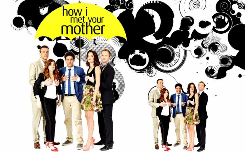 How-I-Met-Your-Mother comedy sitcom series television how met mother (4) wallpaper