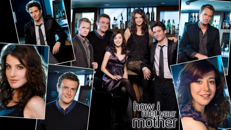 How-I-Met-Your-Mother comedy sitcom series television how met mother (6) wallpaper