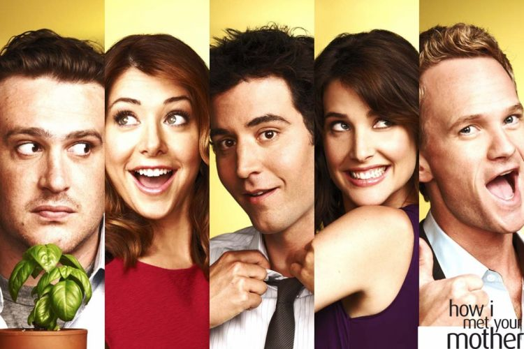 How-I-Met-Your-Mother comedy sitcom series television how met mother (1) wallpaper