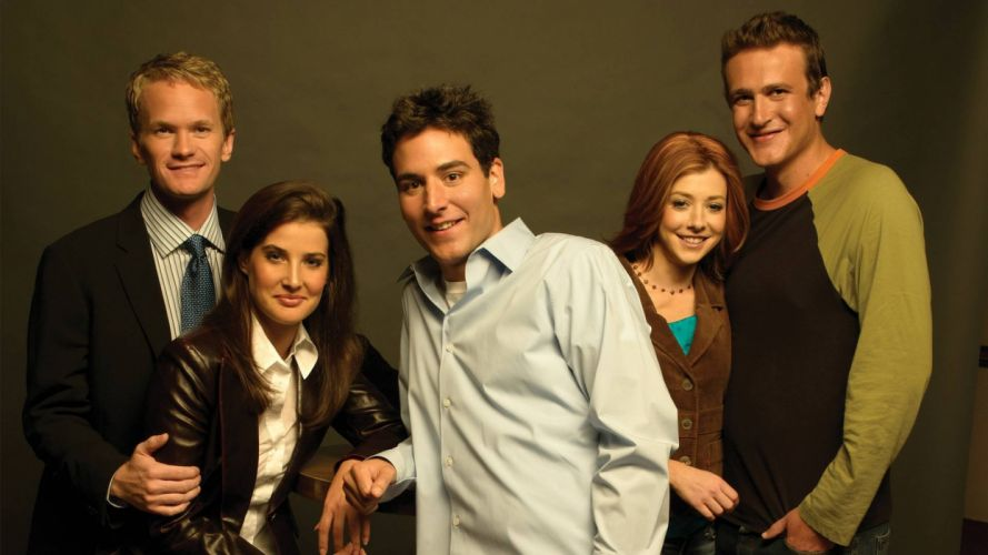 How-I-Met-Your-Mother comedy sitcom series television how met mother (35) wallpaper