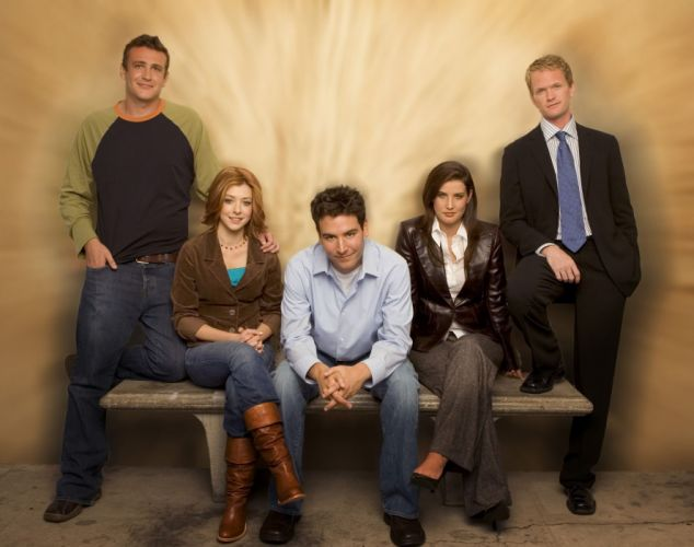 How-I-Met-Your-Mother comedy sitcom series television how met mother (36) wallpaper
