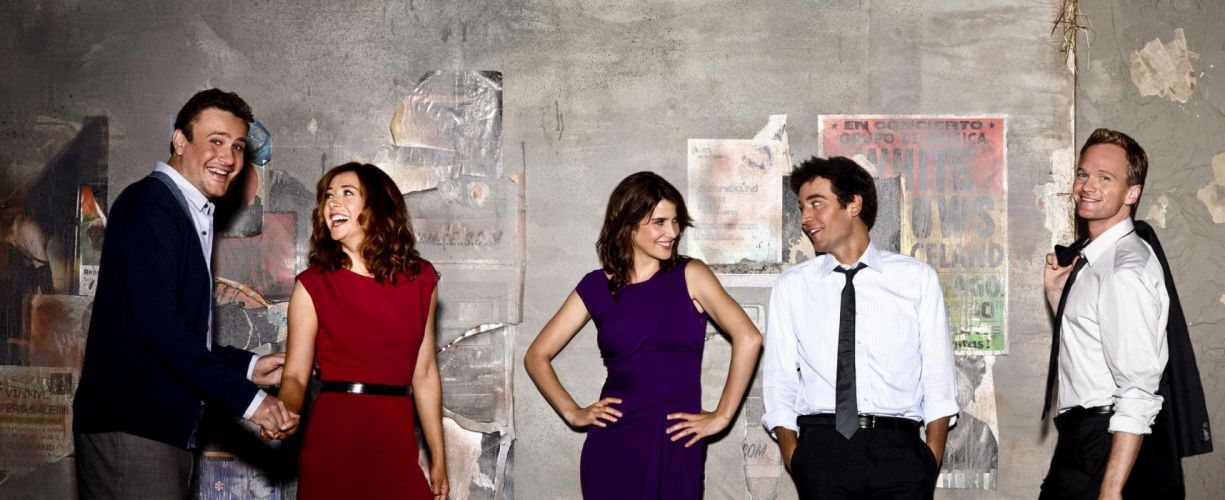 How-I-Met-Your-Mother comedy sitcom series television how met mother (25) wallpaper