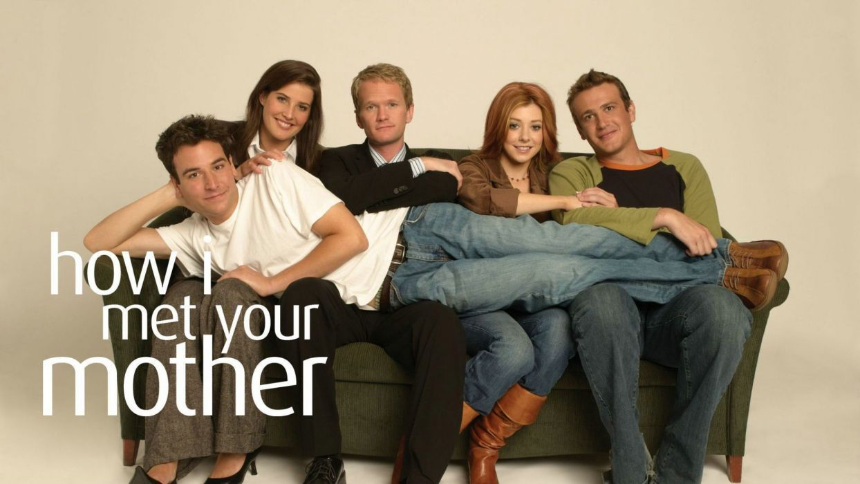 How-I-Met-Your-Mother comedy sitcom series television how met mother (24) wallpaper