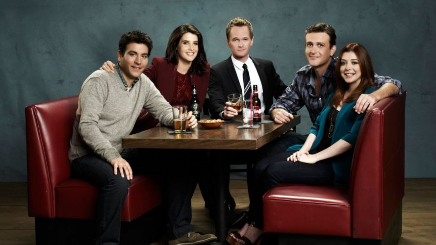 How-I-Met-Your-Mother comedy sitcom series television how met mother (19) wallpaper