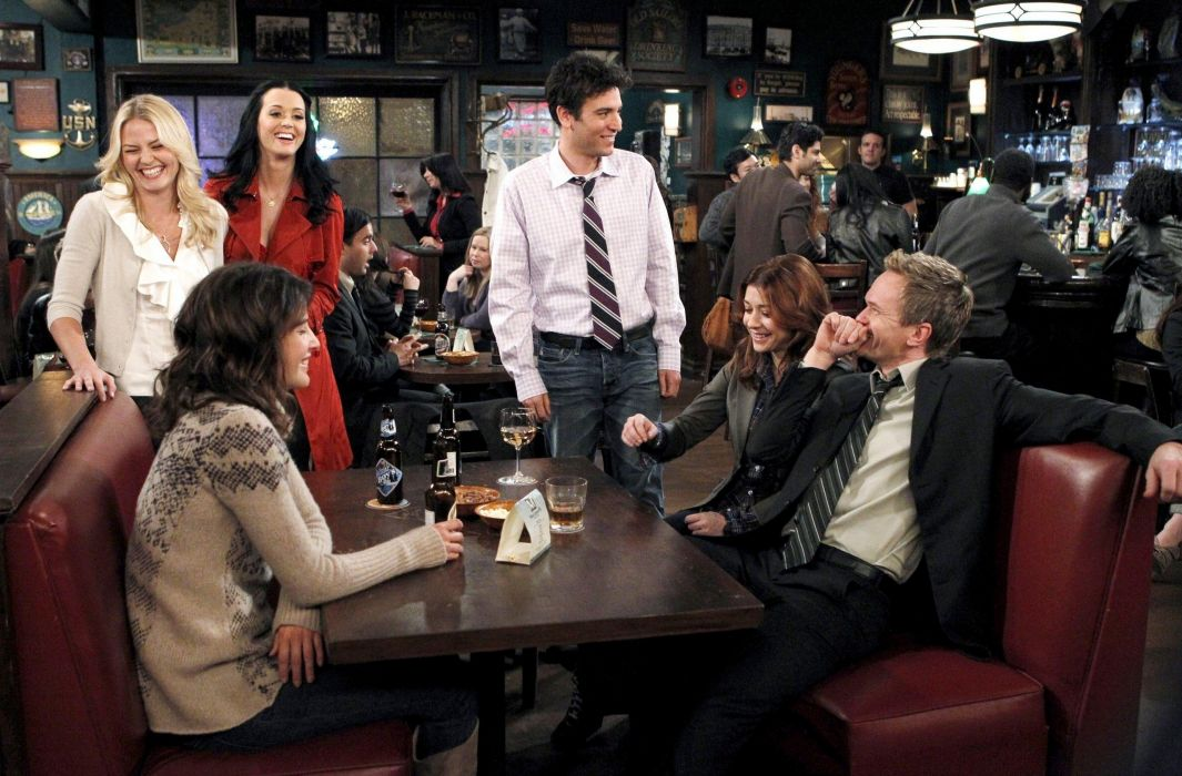 How-I-Met-Your-Mother comedy sitcom series television how met mother (22) wallpaper