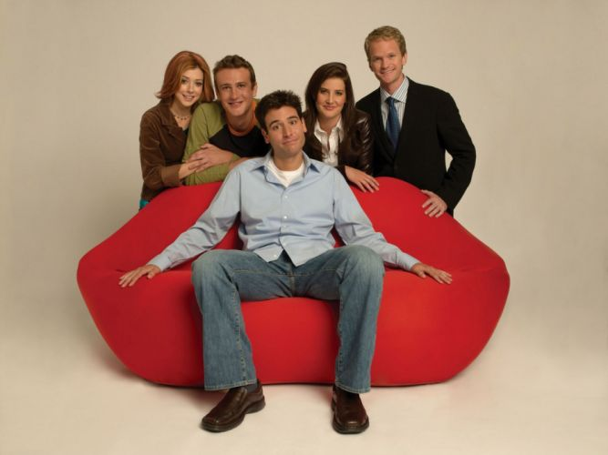 How-I-Met-Your-Mother comedy sitcom series television how met mother (40) wallpaper