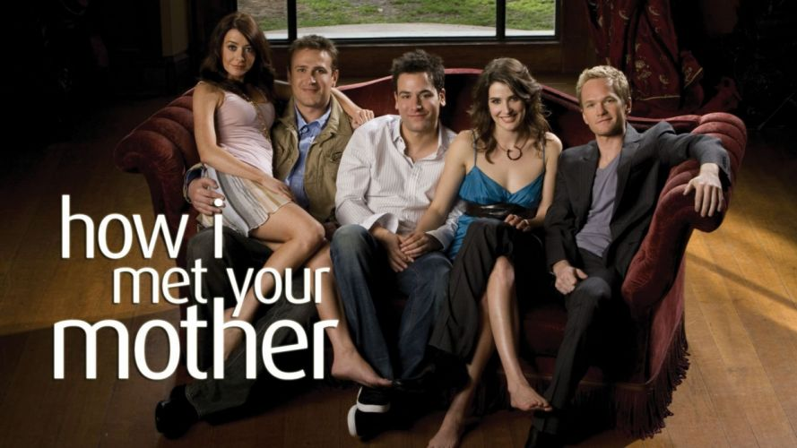 How-I-Met-Your-Mother comedy sitcom series television how met mother (41) wallpaper