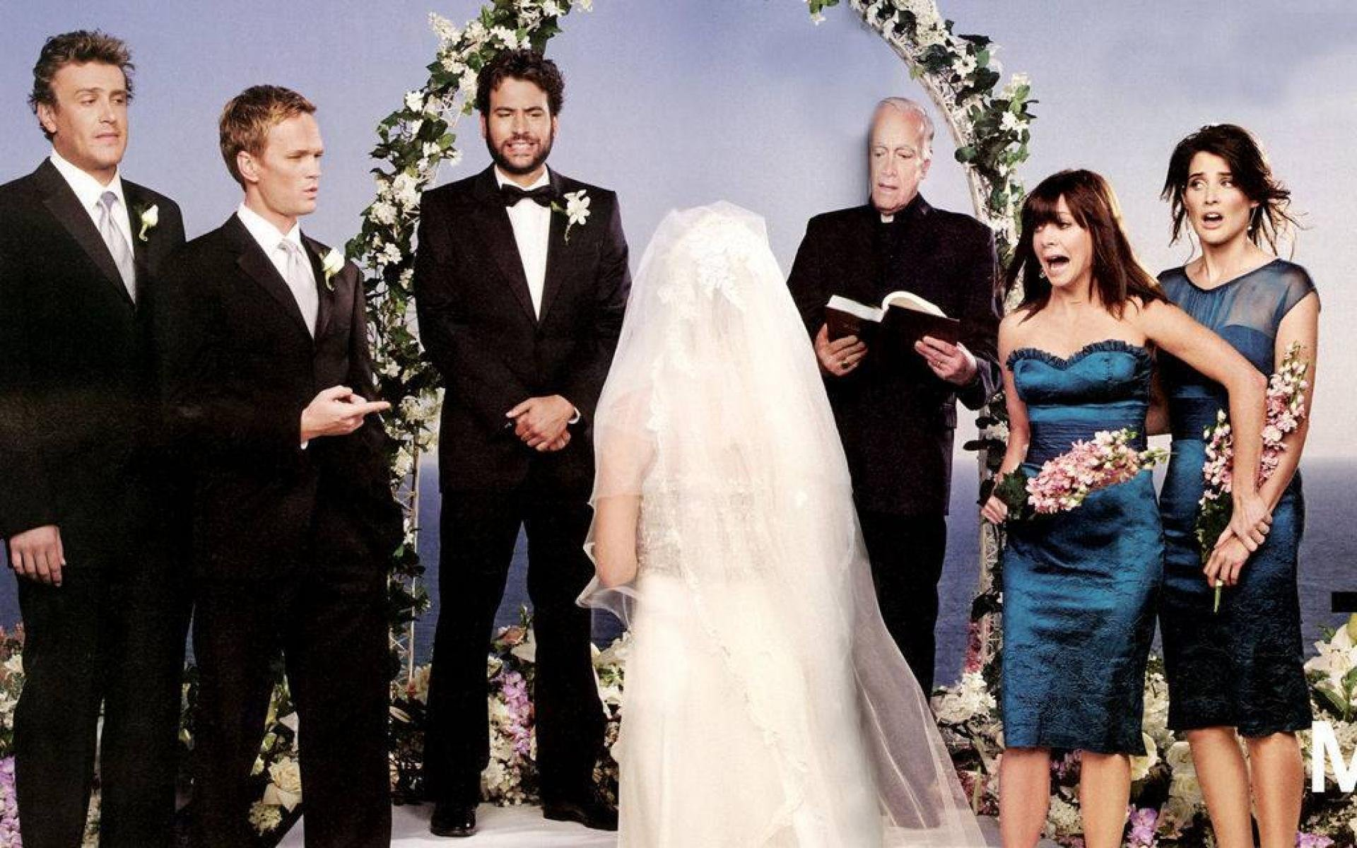 How I Met Your Mother Comedy Sitcom Series Television 69 Wallpaper