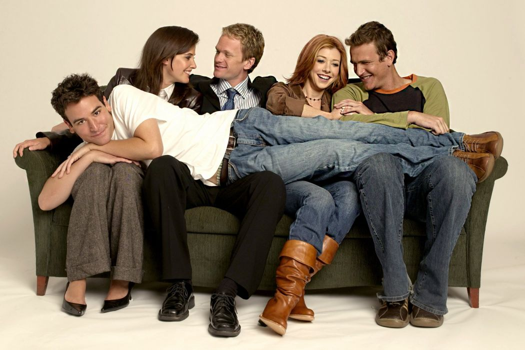 How-I-Met-Your-Mother comedy sitcom series television how met mother (64) wallpaper