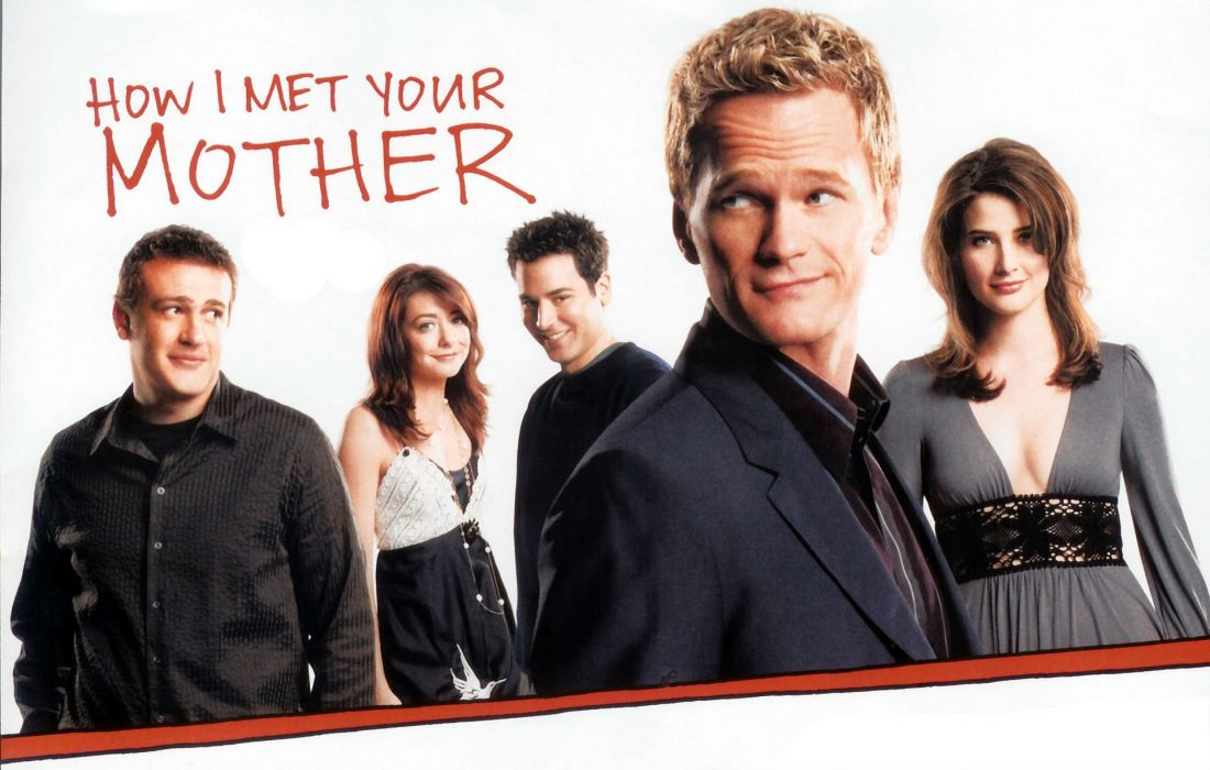 How-I-Met-Your-Mother comedy sitcom series television how met mother (20) wallpaper