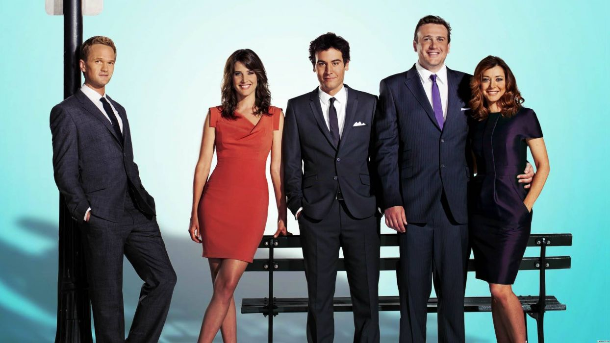 How I Met Your Mother Comedy Sitcom Series Television How Met