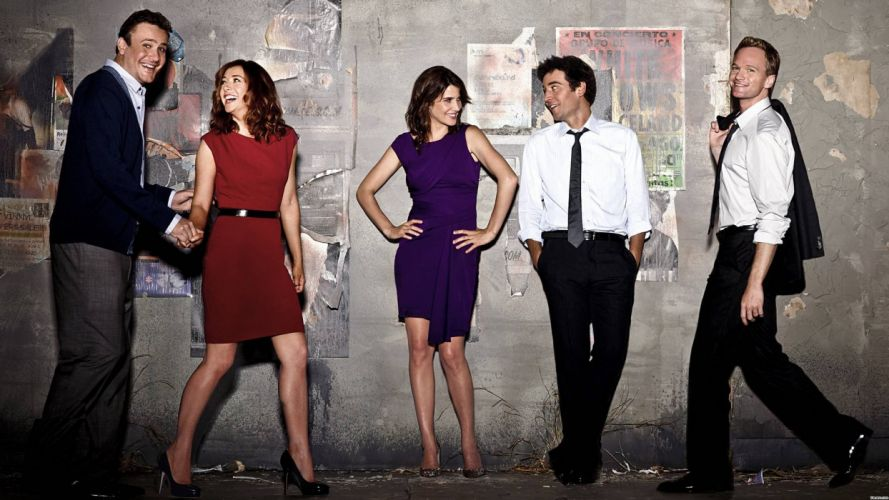 How-I-Met-Your-Mother comedy sitcom series television how met mother (38) wallpaper