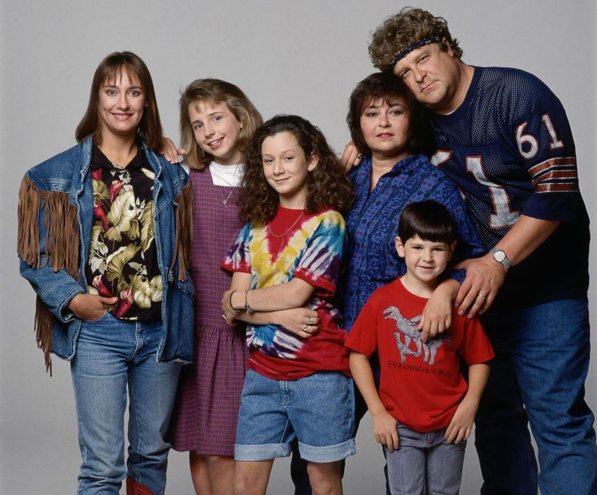 ROSEANNE comedy series sitcom television (17) wallpaper