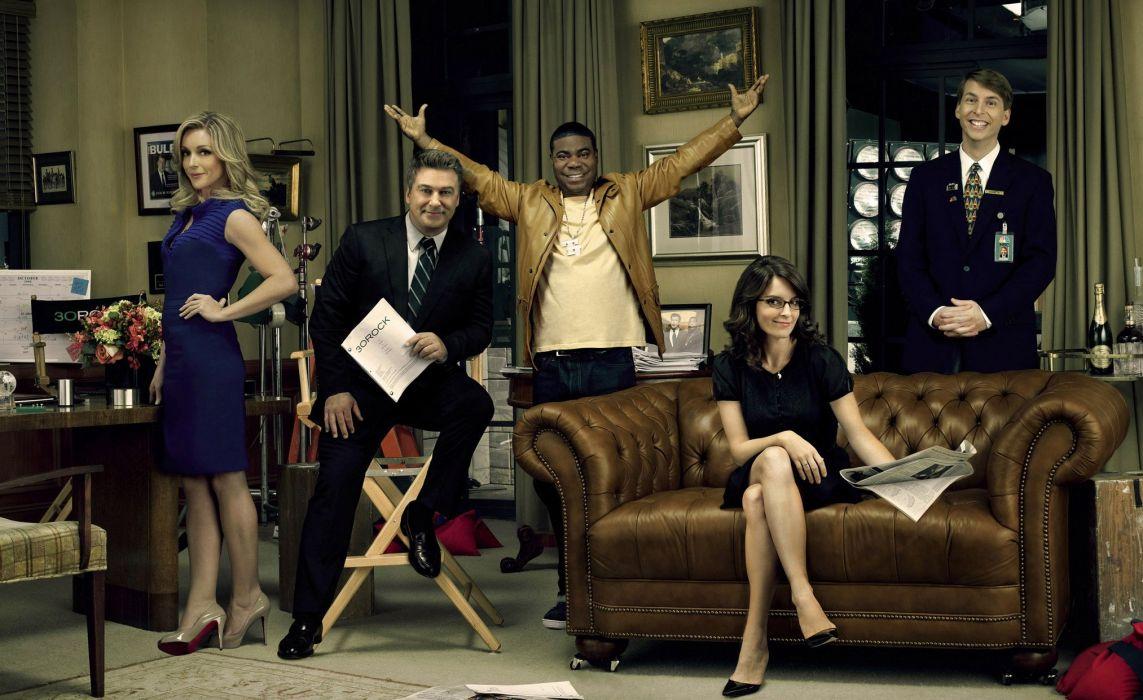 30-ROCK comedy sitcom television series (41) wallpaper
