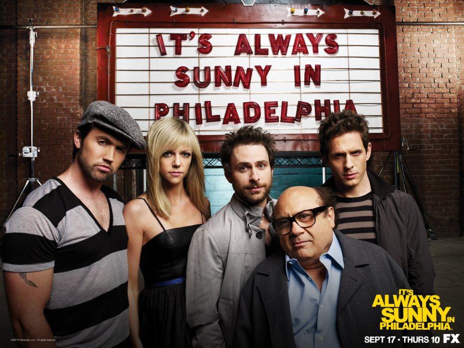 Its-Always-Sunny-In-Philadelphia comedy sitcom television series always sunny philadelphia (4) wallpaper