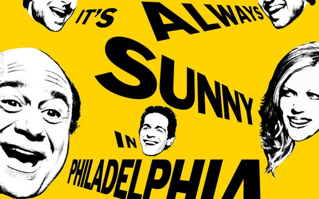 Its-Always-Sunny-In-Philadelphia comedy sitcom television series always sunny philadelphia (10) wallpaper