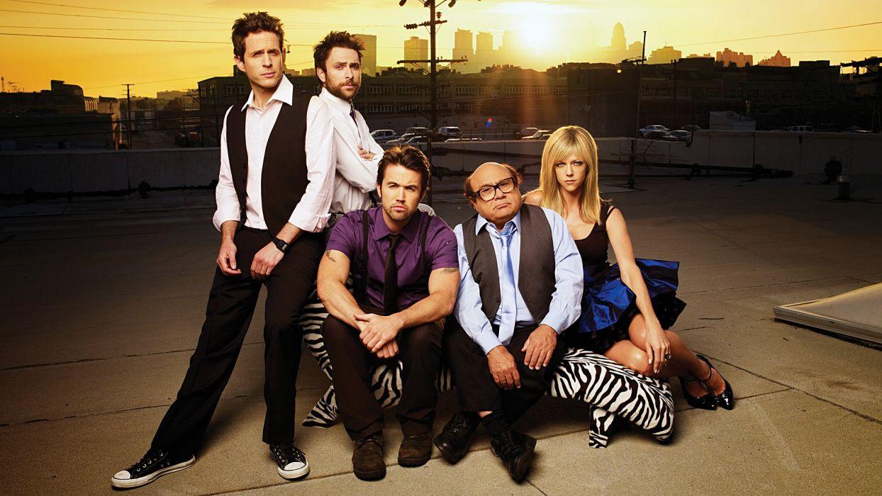 Its-Always-Sunny-In-Philadelphia comedy sitcom television series always sunny philadelphia (58) wallpaper