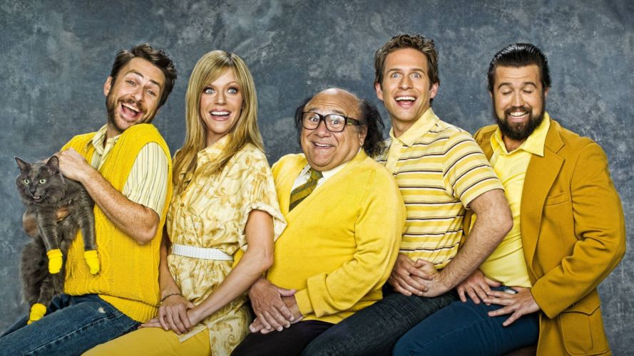 Its-Always-Sunny-In-Philadelphia comedy sitcom television series always sunny philadelphia (75) wallpaper
