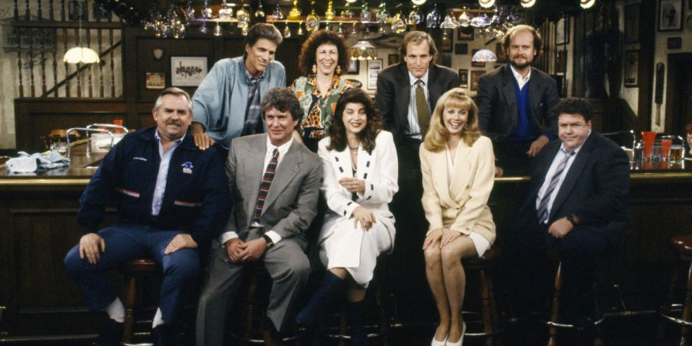 CHEERS comedy sitcom series television (6) wallpaper