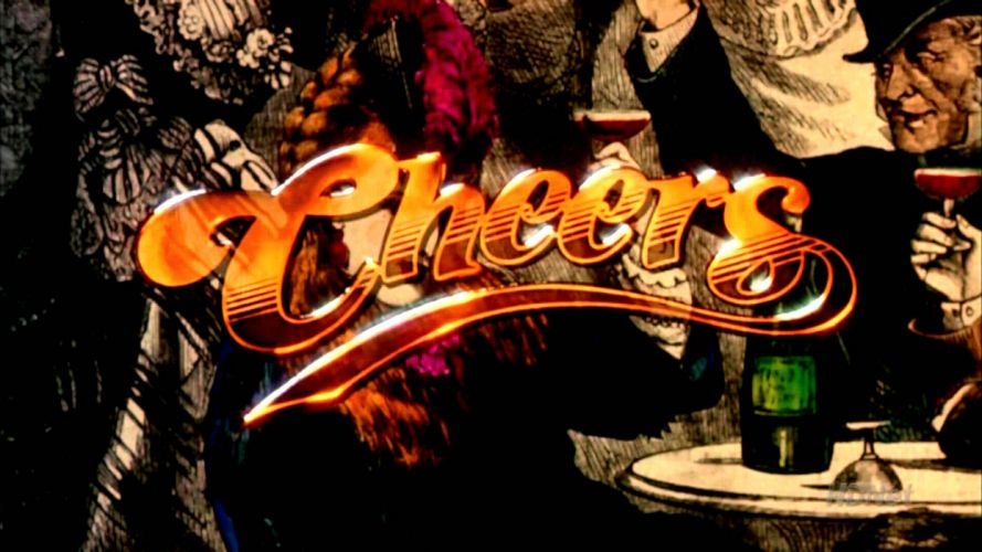 CHEERS comedy sitcom series television (13) wallpaper