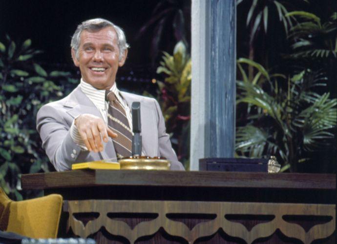 THE-TONIGHT-SHOW johnny carson comedy talkshow tonight show (8) wallpaper