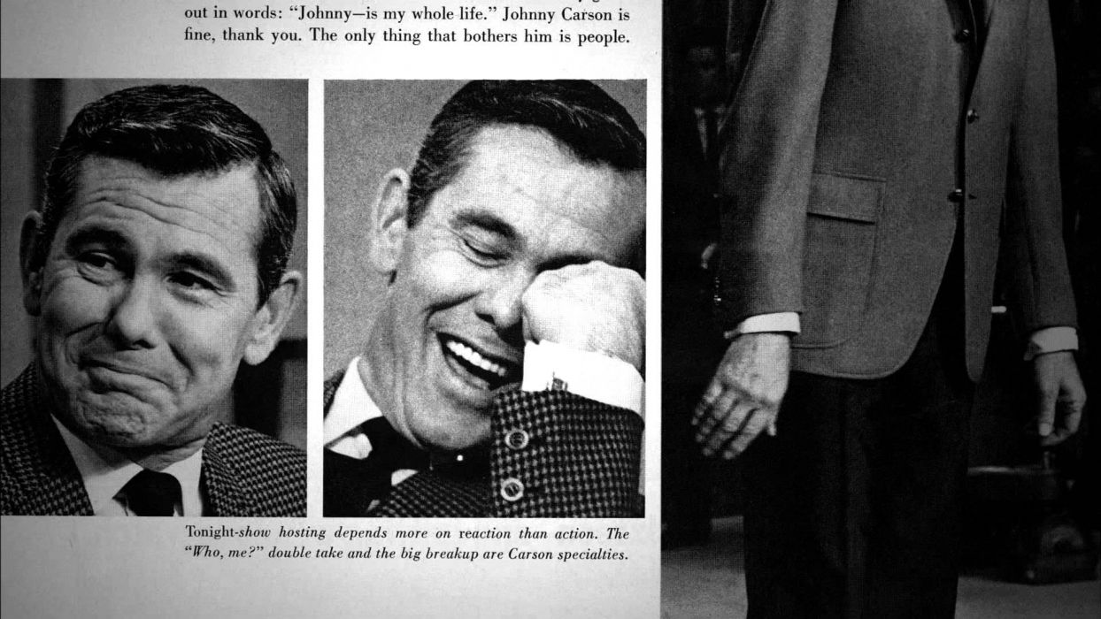 THE-TONIGHT-SHOW johnny carson comedy talkshow tonight show (2) wallpaper