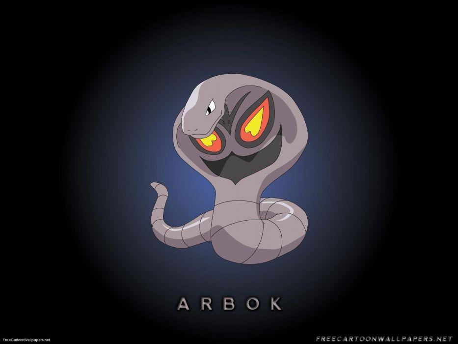 Pokemon Arbok wallpaper