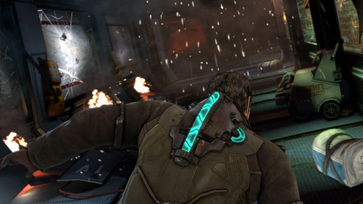 video games Dead Space Electronic Arts Dead Space 3 Visceral Games wallpaper