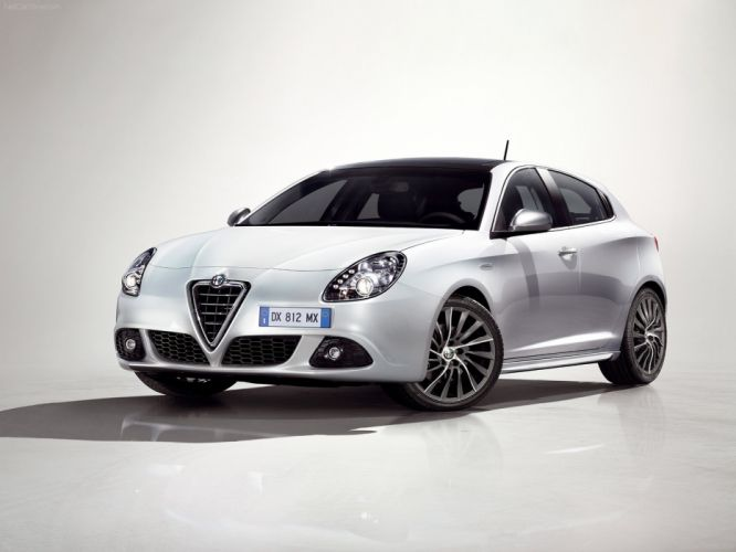 cars Alfa Romeo Alfa Romeo Giulietta Giulietta wallpaper