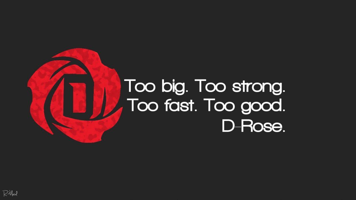 quotes Derrick Rose wallpaper