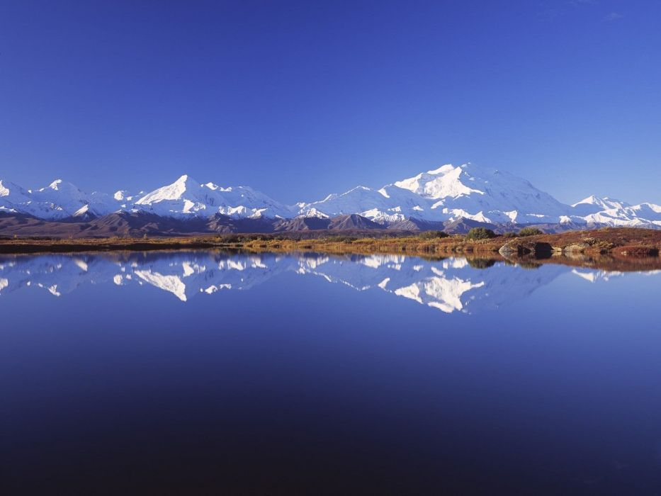 water mountains landscapes nature skylines lakes reflections wallpaper
