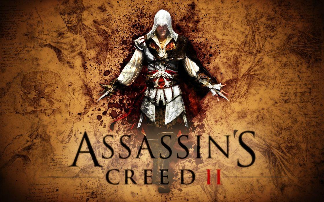 assassin Assassins Creed Ezio wallpaper