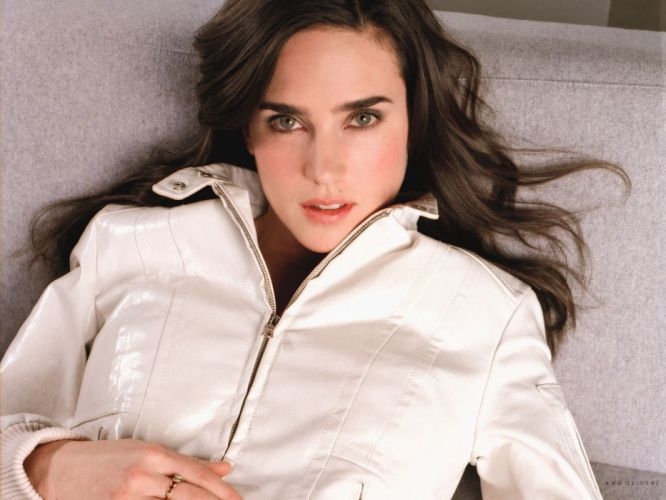 women models Jennifer Connelly wallpaper