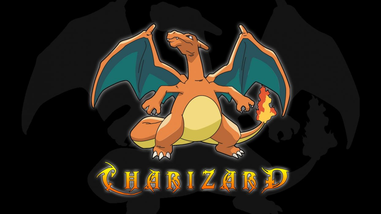 Pokemon Charizard wallpaper