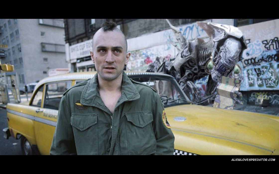 movies Taxi Driver Travis Bickle Robert De Niro wallpaper
