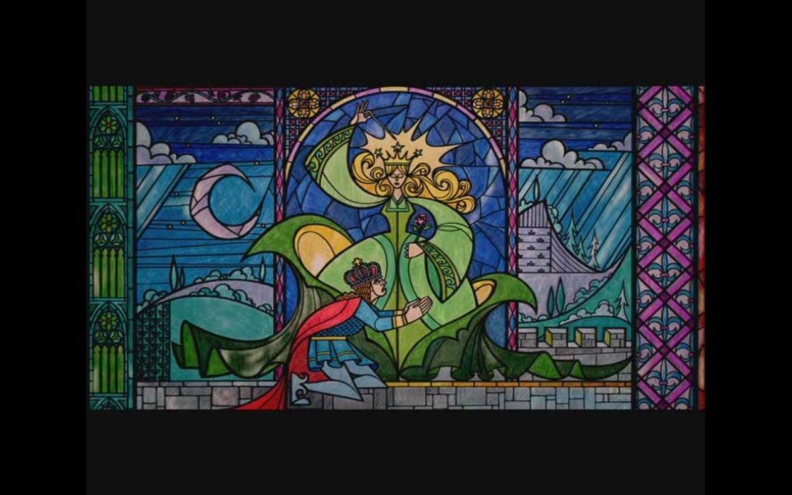 cartoons Disney Company Beauty And The Beast wallpaper