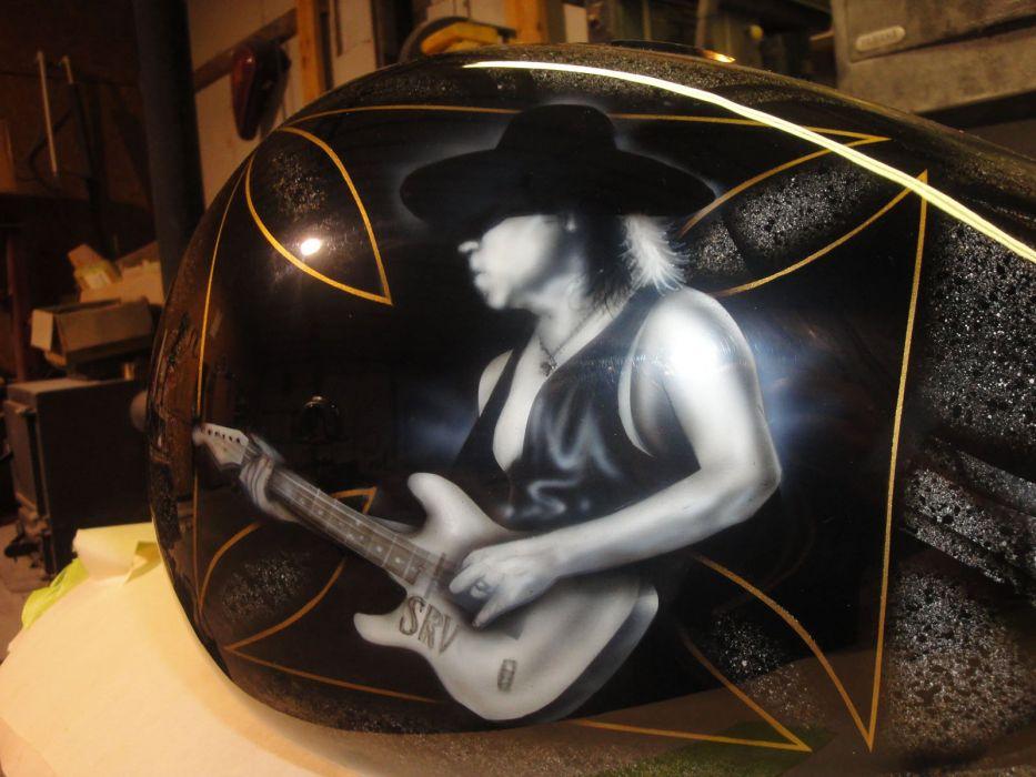 STEVIE RAY VAUGHAN blues rock hard classic guitar wallpaper