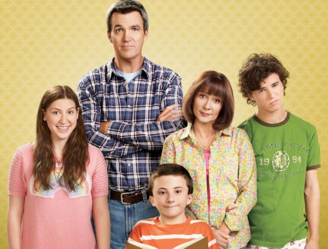 THE-MIDDLE comedy series television sitcom middle wallpaper