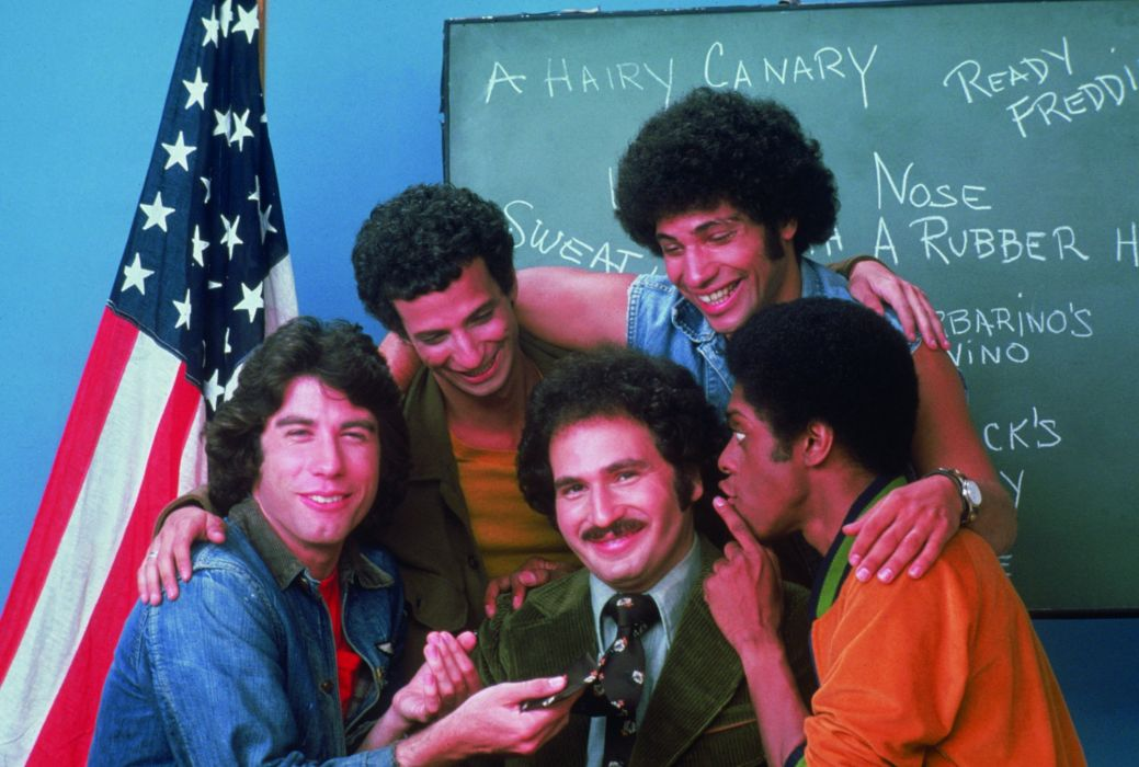 WELCOME-BACK-KOTTER comedy sitcom series television classic welcome back kotter wallpaper