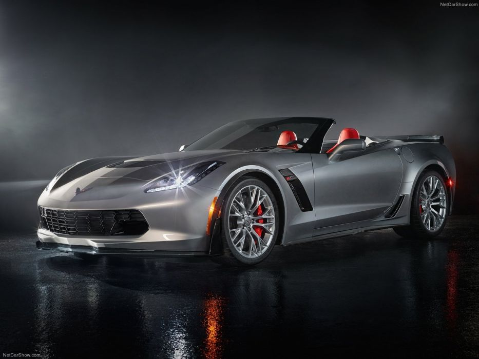 Chevrolet-Corvette Z06 Convertible 2015 1600x1200 wallpaper 01 wallpaper